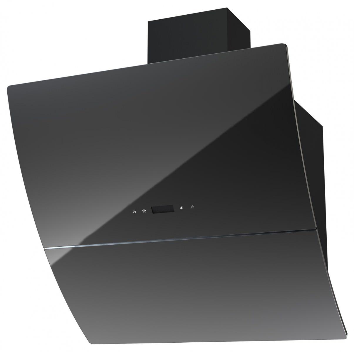 Вытяжка KRONA CELESTA 600 black sensor - Апис плюс