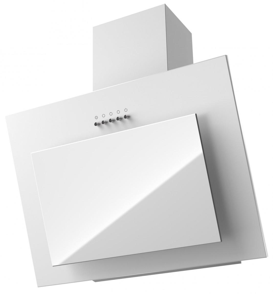 Вытяжка KRONA FREYA 600 white PB - Апис плюс