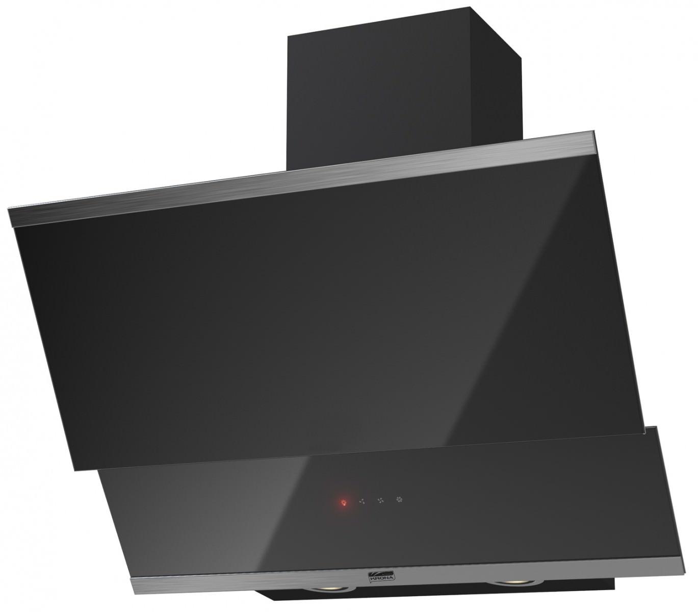 Вытяжка KRONA IRIDA 600 black sensor - Апис плюс