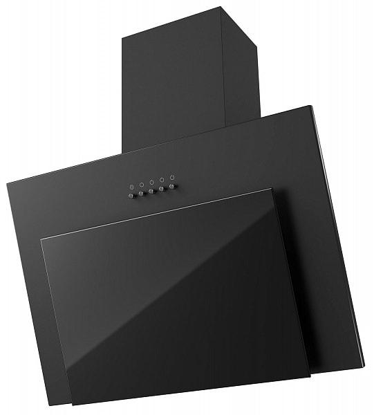Вытяжка KRONA ELMA 600 black PB - Апис плюс
