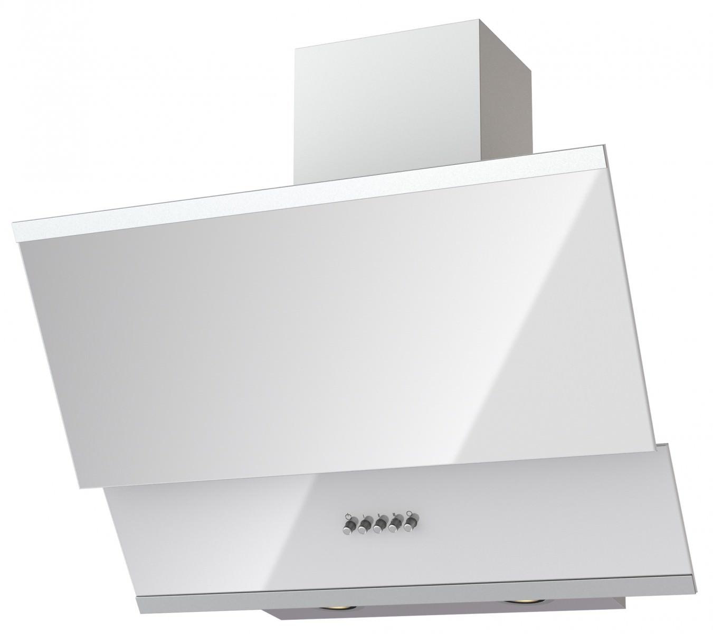 Вытяжка KRONA IRIDA 600 white push button - Апис плюс