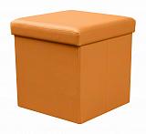 Пуф HALMAR MOLY оранжевый - Апис плюс
