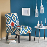 Кресло HALMAR FIDO разноцветный NEW - Апис плюс
