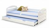 Кровать HALMAR NATALIIE 2 белый, 90/200 NEW - Апис плюс