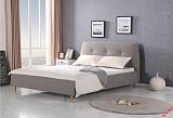 Кровать HALMAR DORIS сераяольха - Апис плюс