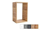 Ящик для стеллажа SIGNAL RUBIK S3 т.серый - Апис плюс