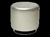 Пуф SIGNAL C901 серебристый - Апис плюс