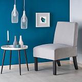 Кресло HALMAR FIDO светло-серый NEW - Апис плюс