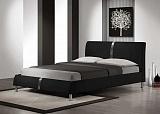 Кровать HALMAR DAKOTA, черная - Апис плюс