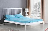 Кровать HALMAR BRENDA  белая - Апис плюс