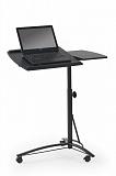 Стол компьютерный HALMAR B14 черный - Апис плюс