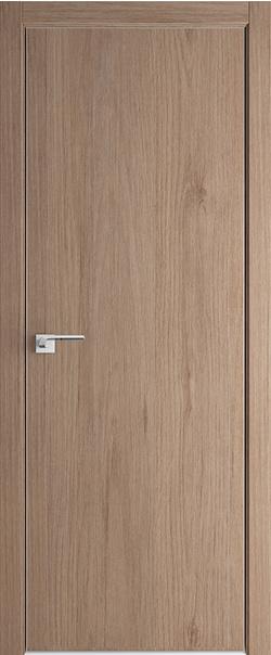 Межкомнатная дверь  1ZN 800*2000 Дуб салинас светлый матовая с 4-х сторон Eclipse 190 серия ProfilDoors серия ZN Модерн из экошпона   - Апис плюс