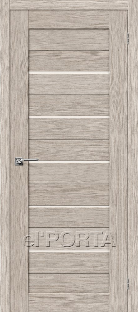 Дверь межкомнатная ПОРТА-22 3D CAPPUCCINO - Апис плюс