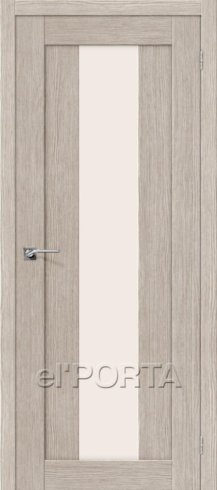Дверь межкомнатная ПОРТА-25 3D CAPPUCCINO - Апис плюс