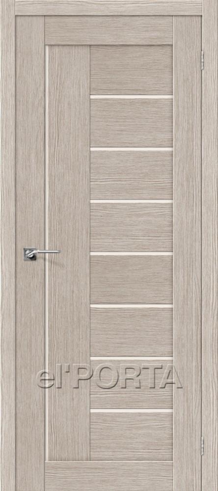 Дверь межкомнатная ПОРТА-29 3D CAPPUCCINO - Апис плюс