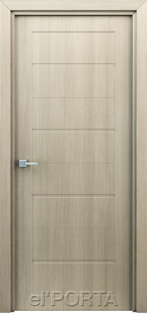 Дверь межкомнатная Орион ПГ 600 капучино - Апис плюс