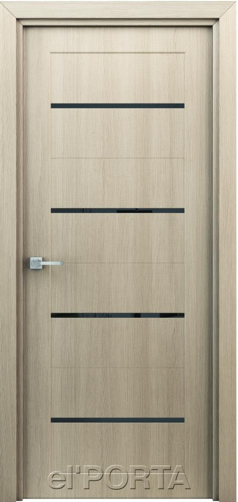Дверь межкомнатная Орион ПО ст. 600 капучино - Апис плюс
