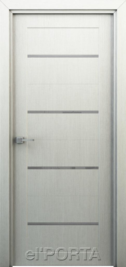 Дверь межкомнатная Орион ПО ст. 600 перламутр - Апис плюс