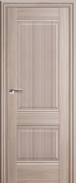 Межкомнатная дверь  1Х 800*2000 Орех пекан серия ProfilDoors серия X Классика из экошпона   - Апис плюс