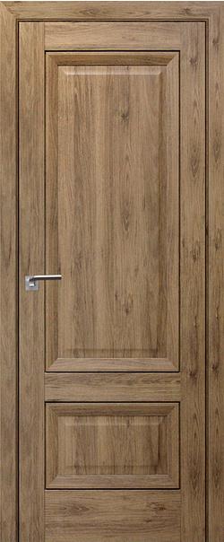 Межкомнатная дверь  2.89XN 800*2000 Дуб салинас темный серия ProfilDoors серия XN Классика из экошпона   - Апис плюс