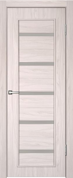 Межкомнатная дверь  Техно100 ДО 800*2000 Белый дуб серия Техно из МДФ    - Апис плюс