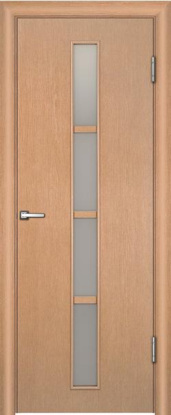 Межкомнатная дверь  Инфинити 12 ДО 800*2000 Беленый дуб ламинатин серия Техно из МДФ    - Апис плюс
