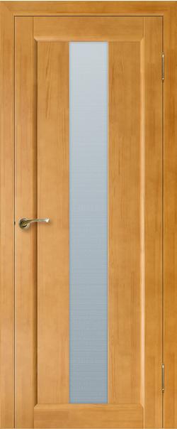 Межкомнатная дверь  Модель №1 ДО 800.1*2000 Песок серия Массив сосны    - Апис плюс