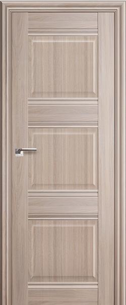 Межкомнатная дверь  3Х 800*2000 Орех пекан серия ProfilDoors серия X Классика из экошпона   - Апис плюс