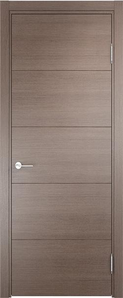 Межкомнатная дверь  Турин (01) 800*2000 Дуб фремонт вералинга серия Турин из экошпона   - Апис плюс