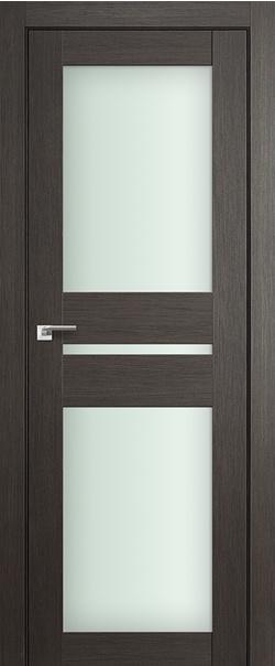 Межкомнатная дверь  70Х матовое 800*2000 Грей мелинга серия ProfilDoors серия X Модерн из экошпона   - Апис плюс