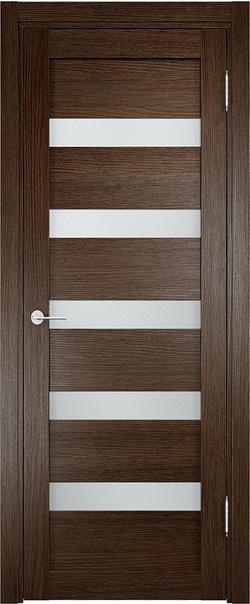 Межкомнатная дверь  Мюнхен (03) 800*2000 Дуб табак серия Eldorf из экошпона   - Апис плюс