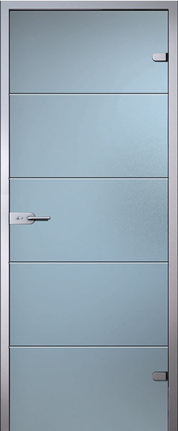 Межкомнатная дверь  Диана ст. б/ц матовое 800*2000 серия Illusion (Иллюжн)    - Апис плюс