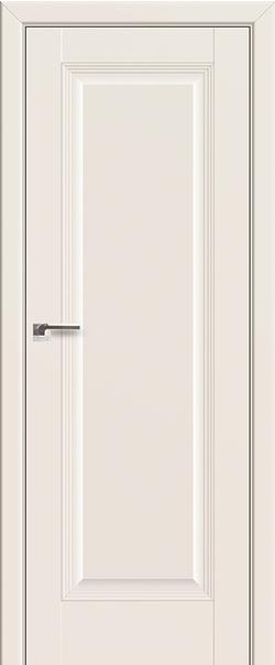 Межкомнатная дверь  64U 800 Магнолия сатинат серия ProfilDoors серия U Классика из экошпона   - Апис плюс