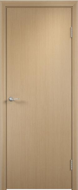 Межкомнатная дверь  ДПГ 800*2000 Беленый дуб серия Ламинированные из МДФ    - Апис плюс