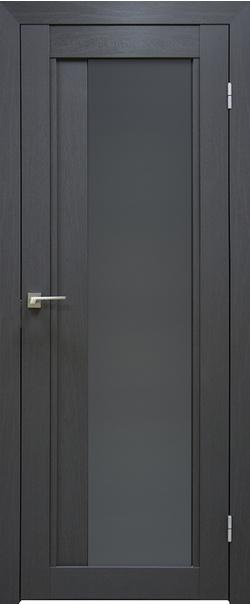 Межкомнатная дверь  2.72XN графит 800*2000 Грувд серия ProfilDoors серия XN Модерн из экошпона   - Апис плюс