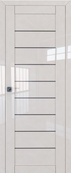 Межкомнатная дверь  71L графит 800*2000 Магнолия люкс серия ProfilDoors серия L глянец    - Апис плюс