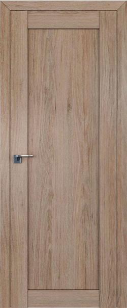 Межкомнатная дверь  2.18XN 800*2000 Дуб салинас светлый серия XN Классика из экошпона   - Апис плюс