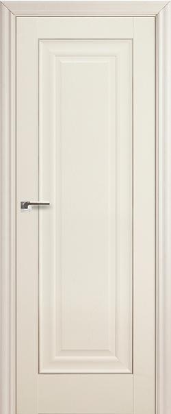 Межкомнатная дверь  23Х 800*2000 Эшвайт серебро серия ProfilDoors серия X Классика из экошпона   - Апис плюс