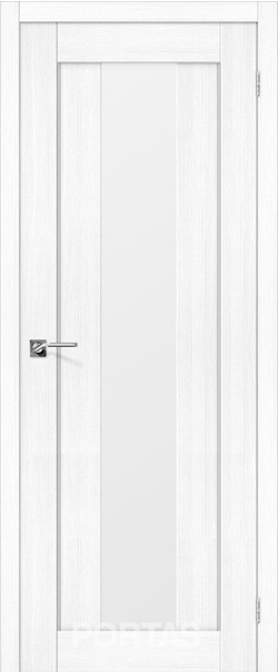 Межкомнатная дверь  25S матовое 800*2000 Французский дуб серия Portas из экошпона   - Апис плюс