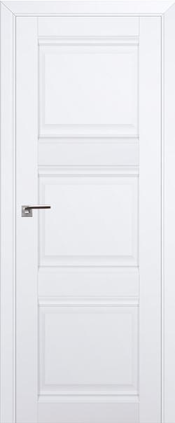 Межкомнатная дверь  3U 800*2000 Аляска серия ProfilDoors серия U Классика из экошпона   - Апис плюс