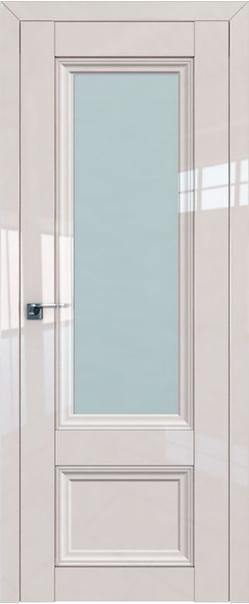 Межкомнатная дверь  2.103L матовое 800*2000 Магнолия люкс серия ProfilDoors серия L глянец    - Апис плюс