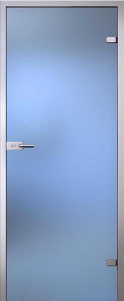 Межкомнатная дверь  Light б/ц матовое 800*2000 серия Light (Лайт)    - Апис плюс