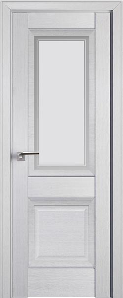 Межкомнатная дверь  2.88XN нео 800*2000 Монблан серия ProfilDoors серия XN Классика из экошпона   - Апис плюс