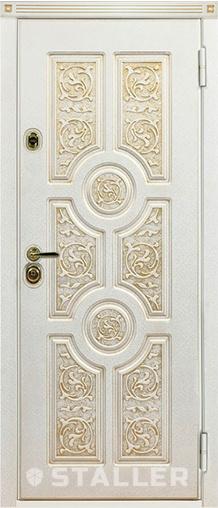 Входная дверь Версаче 860 R Сталлер   - Апис плюс