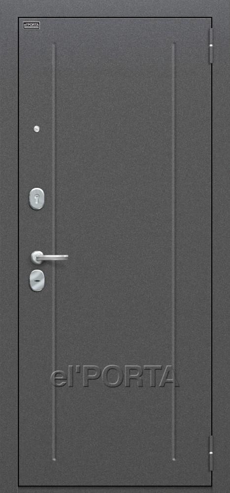 Дверь входная металлическая ФЛЭШ WENGE VERALINGA - Апис плюс