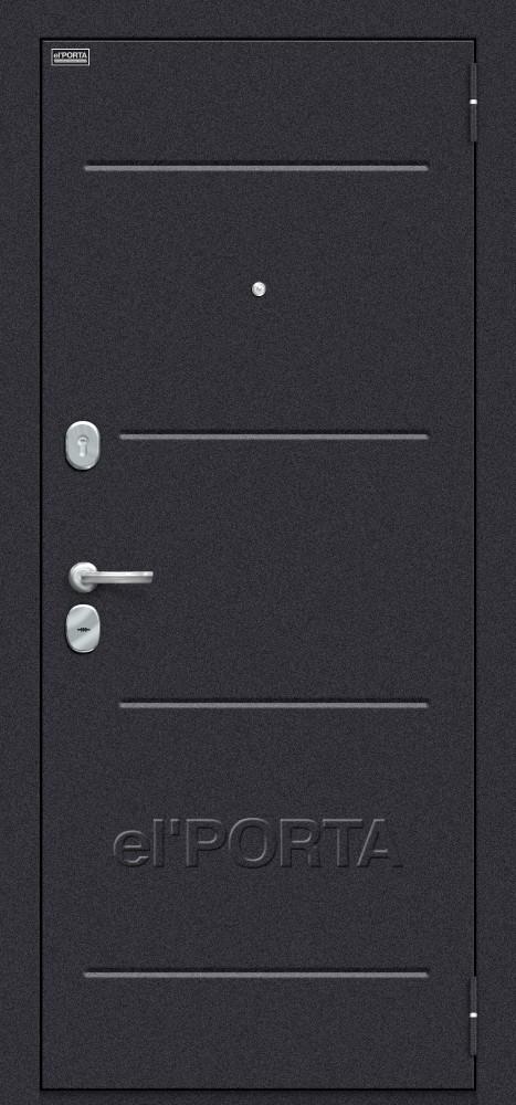 Дверь входная металлическая ТЕХНО WENGE VERALINGA - Апис плюс