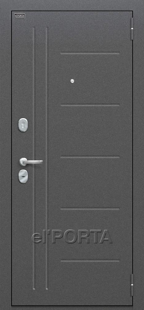 Дверь входная металлическая ПРОФ CAPPUCCINO VERALINGА - Апис плюс