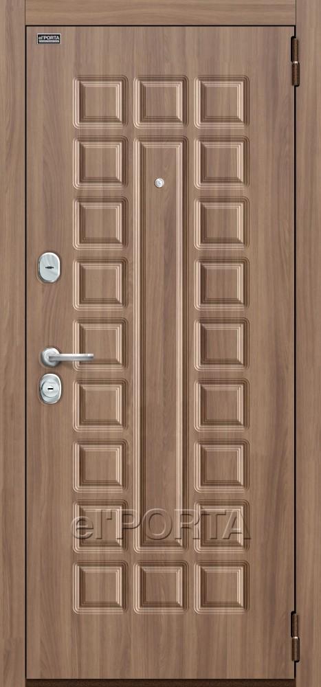 Дверь входная металлическая  ТВИН ШИМО СВЕТЛЫЙ - Апис плюс