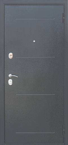 Входная дверь Гарда муар Царга Лиственница беж. 860 R Гарда    - Апис плюс