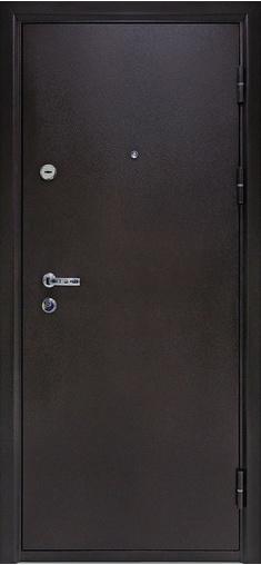 Входная дверь Стройгост 7-2 мет/мет 3пет 960 R Йошкар    - Апис плюс